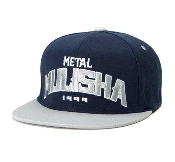 czapka METAL MULISHA - SETUP navy