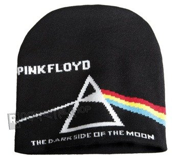 czapka PINK FLOYD - THE DARK SIDE OF THE MOON, zimowa