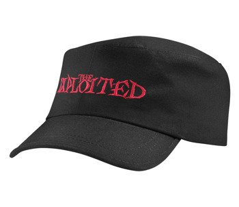 czapka THE EXPLOITED - LOGO