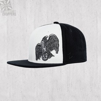 czapka WEST COAST CHOPPERS - BIG BIRD FITTED