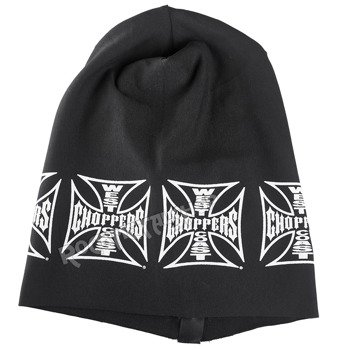 czapka WEST COAST CHOPPERS - CROSS SLOUCH BEANIE