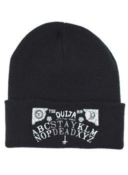 czapka zimowa DARKSIDE - STAY DEAD OUIJA BOARD