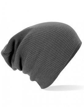 czapka zimowa SLOUCH BEANIE SMOKE GREY