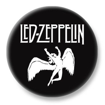duży kapsel LED ZEPPELIN