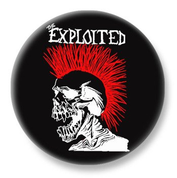 duży kapsel THE EXPLOITED