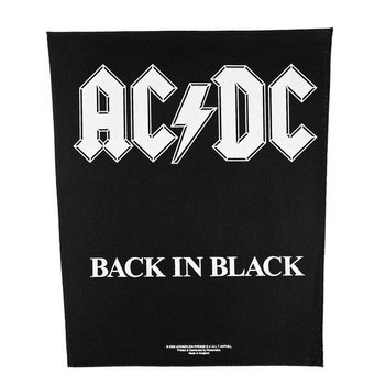 ekran AC/DC - BACK IN BLACK