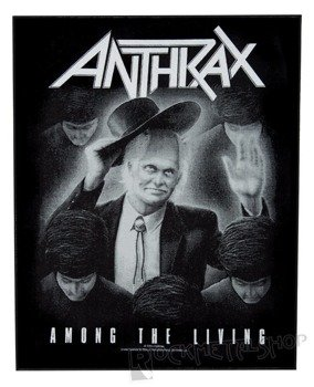 ekran ANTHRAX - AMONG THE LIVING