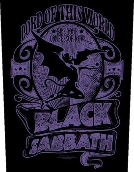 ekran BLACK SABBATH - LORD OF THIS WORLD