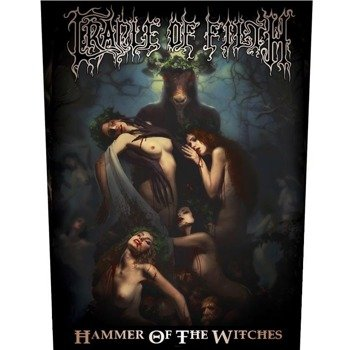 ekran CRADLE OF FILTH - HAMMER OF THE WITCHES