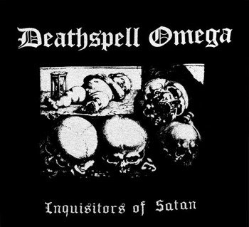 ekran DEATHSPELL OMEGA - INQUISITORS OF SATAN