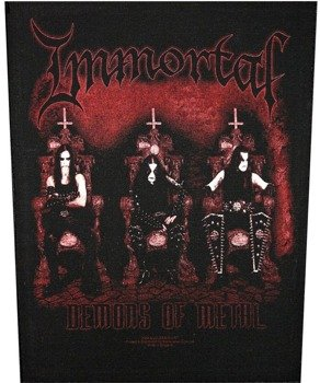 ekran IMMORTAL - DEMONS OF METAL