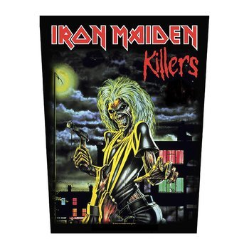 ekran IRON MAIDEN - KILLERS