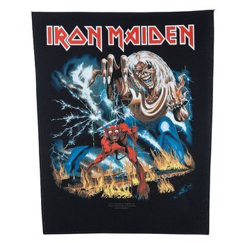 ekran IRON MAIDEN - NUMBER OF THE BEAST