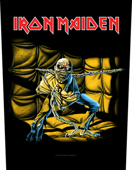 ekran IRON MAIDEN - PIECE OF MIND