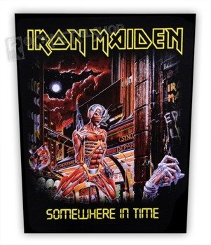 ekran IRON MAIDEN - SOMEWHERE IN TIME