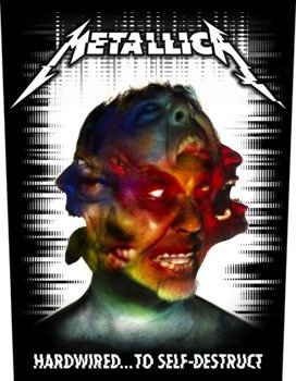 ekran METALLICA - HARDWIRED TO SELF DESTRUCT