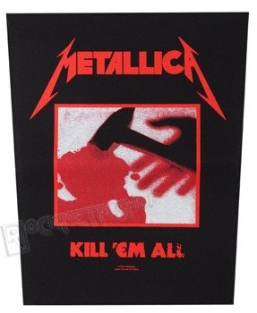 ekran METALLICA - KILL 'EM ALL