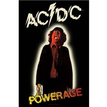 flaga AC/DC - POWERAGE