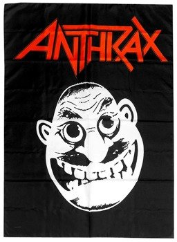 flaga ANTHRAX - FACE