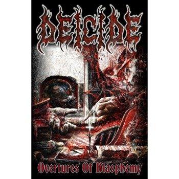 flaga DEICIDE - OVERTURES OF BLASPHEMY