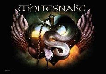 flaga WHITESNAKE - WINGS