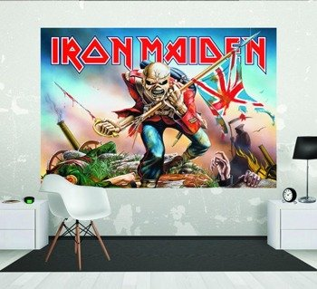 fototapeta IRON MAIDEN - THE TROOPER