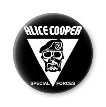 kapsel ALICE COOPER - SPECIAL FORCES