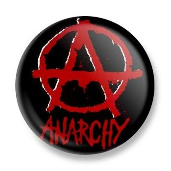 kapsel ANARCHY Ø25mm