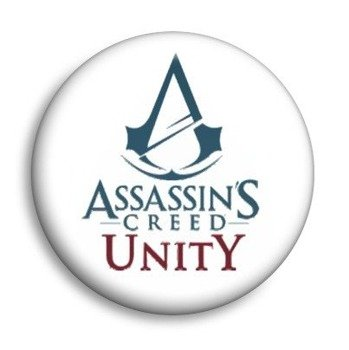 kapsel ASSASIN'S CREED - UNITY Ø25mm