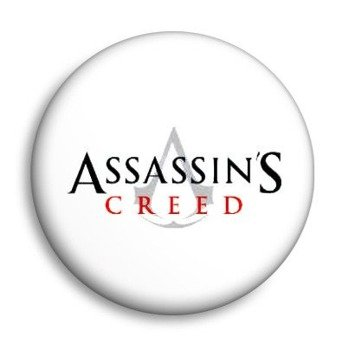 kapsel ASSASSIN'S CREED Ø25mm