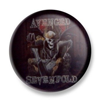 kapsel AVENGED SEVENFOLD
