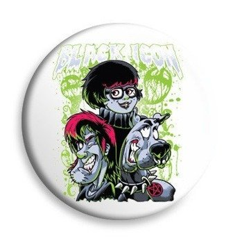 kapsel BLACK ICON - SCOOBY (KICON008 WHITE)