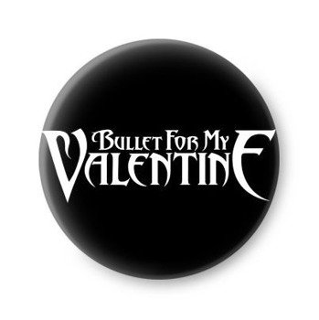 kapsel BULLET FOR MY VALENTINE - LOGO