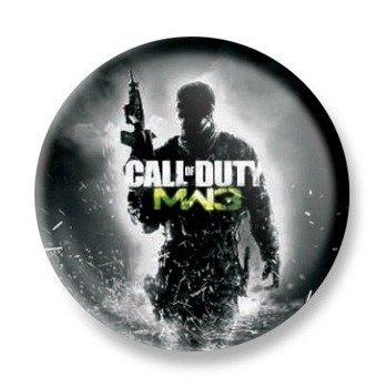 kapsel CALL OF DUTY - MODERN WARFARE 3 Ø25mm