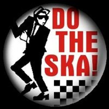 kapsel DO THE SKA - BIAŁY