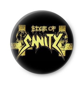 kapsel EDGE OF SANITY - LOGO