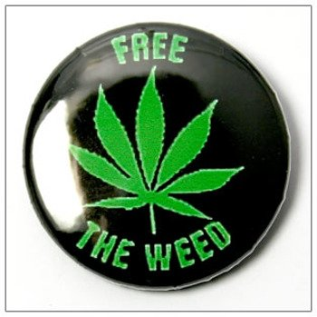 kapsel FREE THE WEED