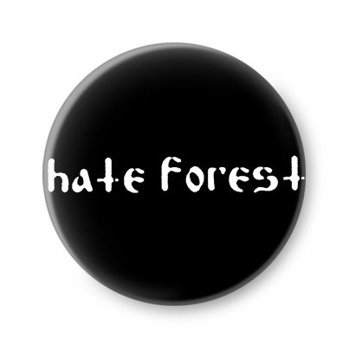 kapsel HATE FOREST - LOGO