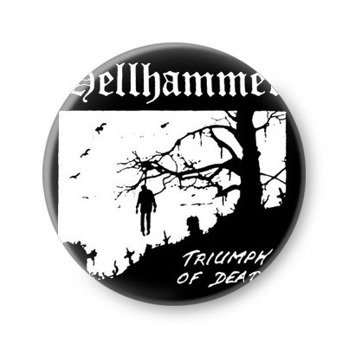 kapsel HELLHAMMER - TRIUMPH OF DEATH