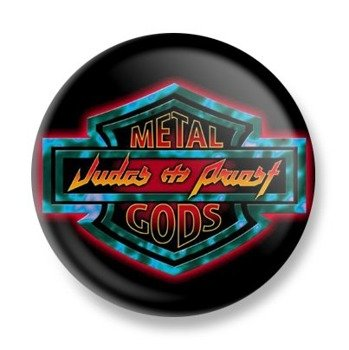 kapsel JUDAS PRIEST - METAL GODS