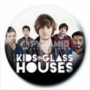 kapsel KIDS IN GLASS HOUSES - BAND 1