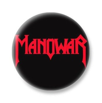 kapsel MANOWAR - RED LOGO