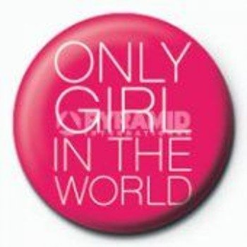 kapsel ONLY GIRL IN THE WORLD