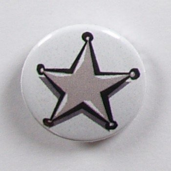 kapsel SHERIFF STAR