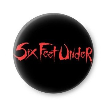 kapsel SIX FEET UNDER - LOGO