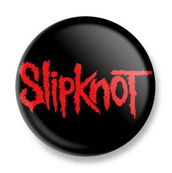 kapsel SLIPKNOT - LOGO RED