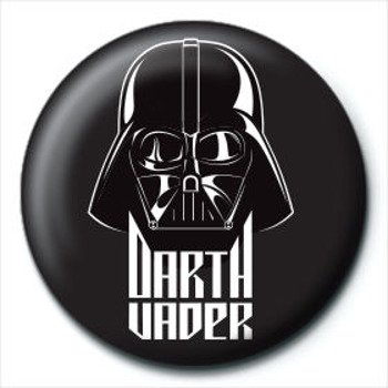 kapsel STAR WARS - DARTH VADER BLACK