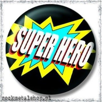 kapsel SUPER HERO TABASSUM
