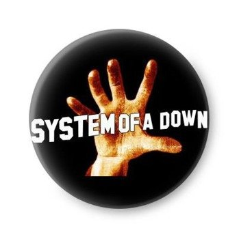 kapsel SYSTEM OF A DOWN