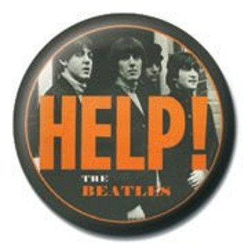 kapsel THE BEATLES - ORANGE HELP
